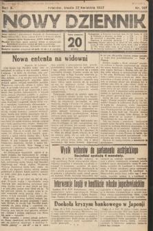 Nowy Dziennik. 1927, nr107