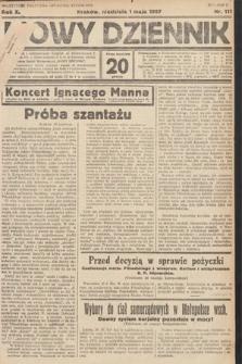 Nowy Dziennik. 1927, nr111