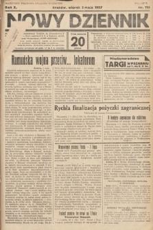 Nowy Dziennik. 1927, nr113