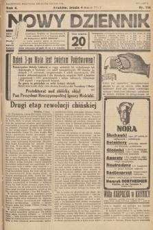 Nowy Dziennik. 1927, nr114