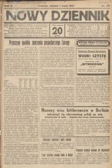 Nowy Dziennik. 1927, nr117