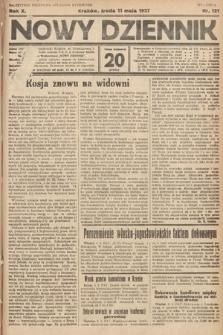 Nowy Dziennik. 1927, nr121