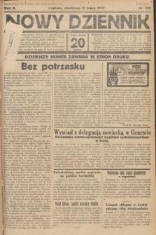 Nowy Dziennik. 1927, nr125