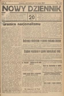 Nowy Dziennik. 1927, nr126