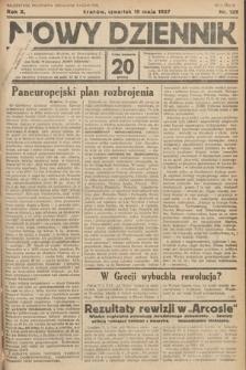 Nowy Dziennik. 1927, nr129