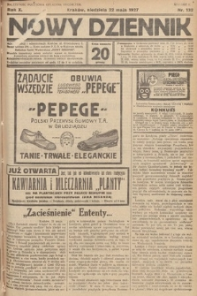 Nowy Dziennik. 1927, nr132