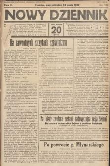 Nowy Dziennik. 1927, nr133
