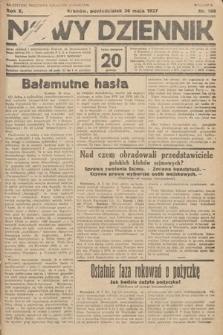 Nowy Dziennik. 1927, nr140