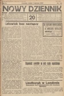 Nowy Dziennik. 1927, nr142