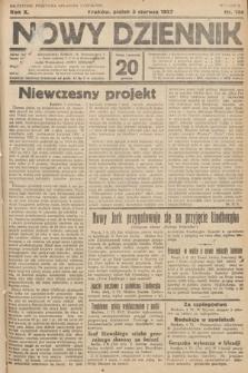 Nowy Dziennik. 1927, nr144