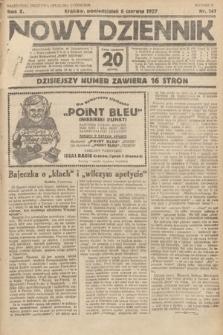 Nowy Dziennik. 1927, nr147