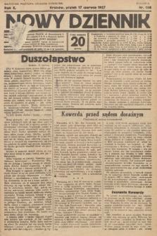 Nowy Dziennik. 1927, nr156