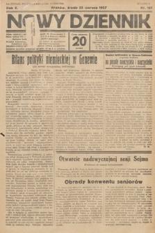 Nowy Dziennik. 1927, nr161