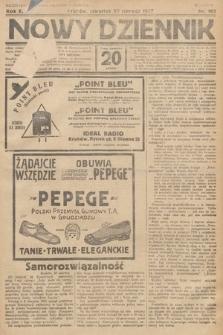 Nowy Dziennik. 1927, nr162