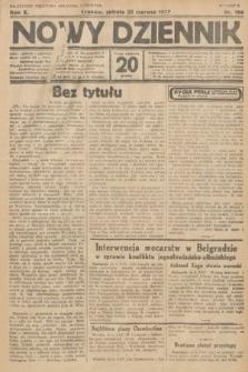 Nowy Dziennik. 1927, nr164