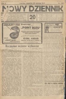 Nowy Dziennik. 1927, nr169