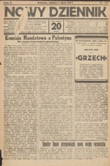 Nowy Dziennik. 1927, nr171