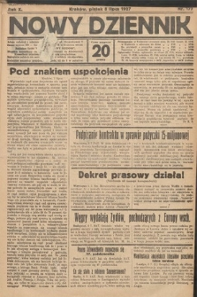 Nowy Dziennik. 1927, nr177