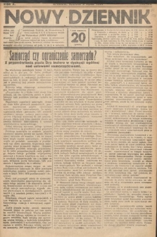 Nowy Dziennik. 1927, nr178