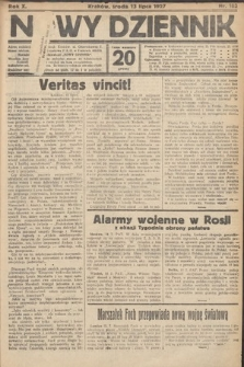 Nowy Dziennik. 1927, nr182