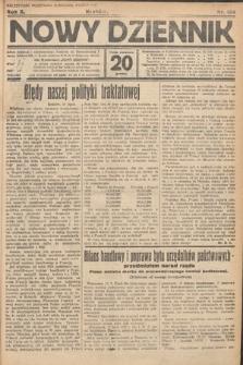Nowy Dziennik. 1927, nr184
