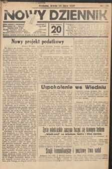 Nowy Dziennik. 1927, nr189