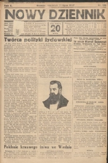 Nowy Dziennik. 1927, nr190