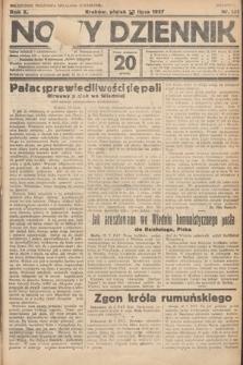 Nowy Dziennik. 1927, nr191