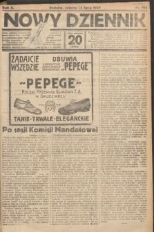 Nowy Dziennik. 1927, nr192