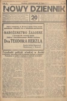 Nowy Dziennik. 1927, nr194