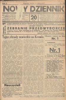 Nowy Dziennik. 1927, nr196