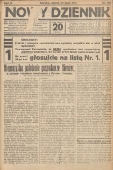 Nowy Dziennik. 1927, nr198