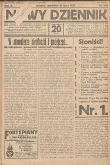 Nowy Dziennik. 1927, nr200