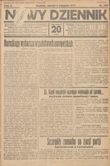 Nowy Dziennik. 1927, nr202