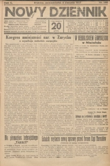 Nowy Dziennik. 1927, nr208
