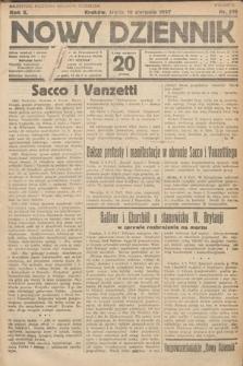 Nowy Dziennik. 1927, nr210