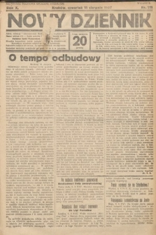 Nowy Dziennik. 1927, nr211