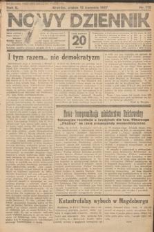 Nowy Dziennik. 1927, nr212
