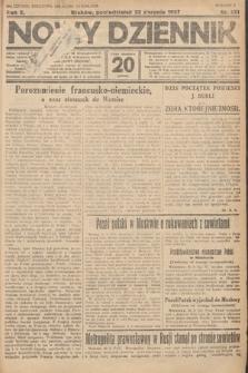 Nowy Dziennik. 1927, nr221