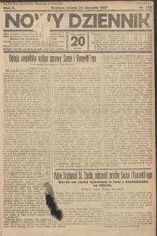 Nowy Dziennik. 1927, nr223