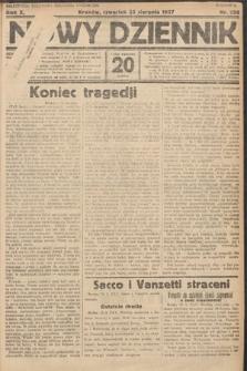 Nowy Dziennik. 1927, nr224