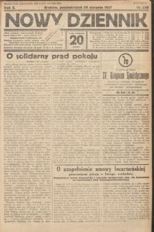 Nowy Dziennik. 1927, nr228