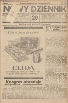 Nowy Dziennik. 1927, nr235