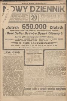 Nowy Dziennik. 1927, nr236