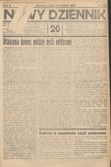 Nowy Dziennik. 1927, nr239