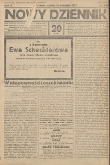 Nowy Dziennik. 1927, nr240