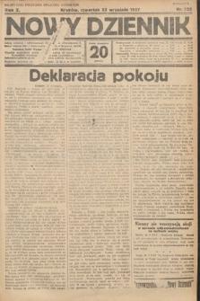 Nowy Dziennik. 1927, nr252