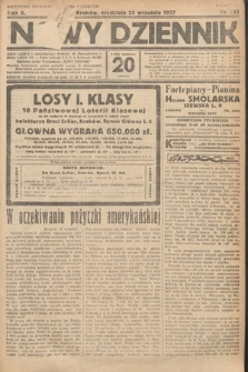 Nowy Dziennik. 1927, nr255