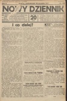 Nowy Dziennik. 1927, nr256