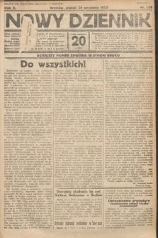 Nowy Dziennik. 1927, nr259